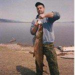 Рыбалка на Малом море