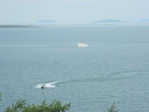 Малое море озеро Байкал. Остров Ольхон